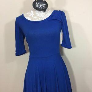 LuLaRoe Nichole dress xxs.NWT.Accepting all offers